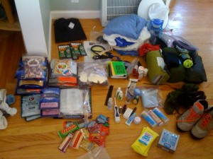 Packing for Haiti